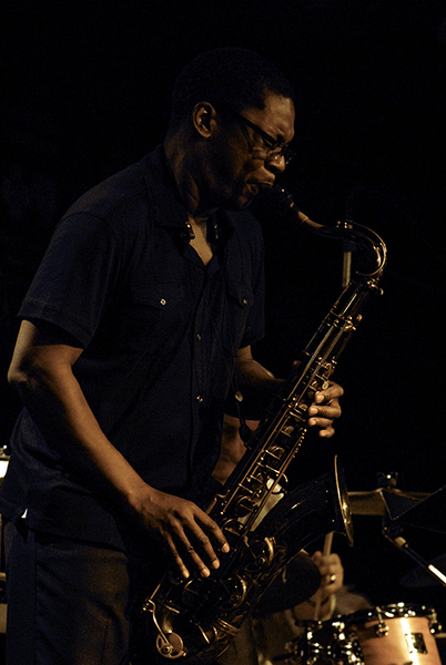 Ravi Coltrane, NM Jazz Festival, 2012
