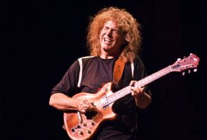 Pat Metheny # 2, Santa Fe, NM 2008
