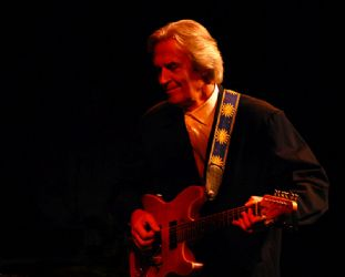John McLaughlin, Lensic Theater, Santa Fe, NM 2010