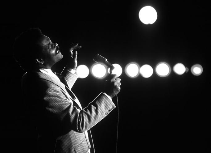 Billy Eckstine, Hollywood Bowl 1973