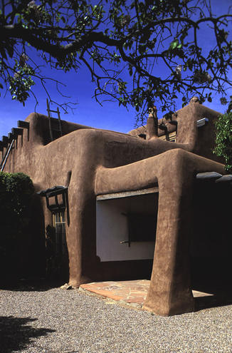 Vierra House, Santa Fe, New Mexico
