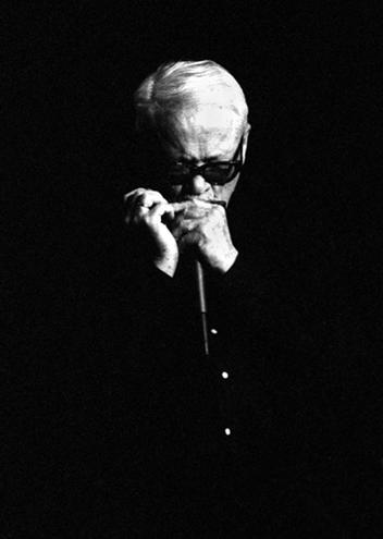 Toots Thielemans, Santa Fe, NM  2001
