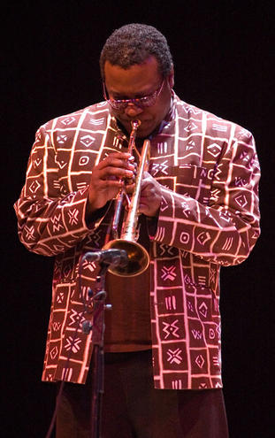 Wallace Roney, NM Jazz Festival, Santa Fe 2006
