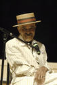 Jon Hendricks, Lensic Theater, NM Jazz Festival, 2012