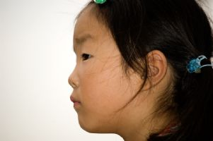Profile of Girl, Nagoya, Japan